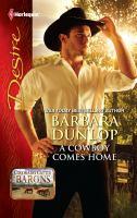 A Cowboy Comes Home