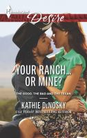 Your Ranch--or Mine?