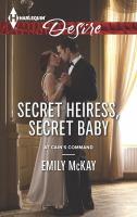 Secret Heiress, Secret Baby