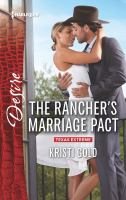 The Rancher's Marriage Pact