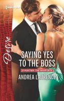 Saying Yes to the Boss