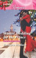 Winter Wedding for the Prince