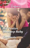 Her Festive Doorstep Baby