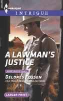 A Lawman's Justice