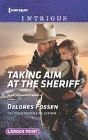 Taking Aim at the Sheriff