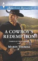 A Cowboy's Redemption
