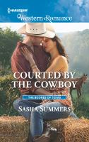 Courted By The Cowboy