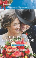 The Cowboy's Christmas Bride