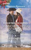 A Snowbound Cowboy Christmas