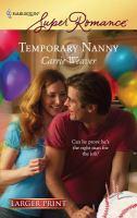 Temporary Nanny