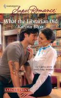 What the Librarian Did