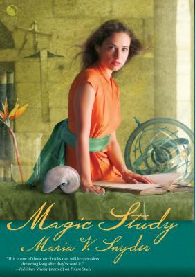 """Book Cover - Magic study"""" title=""""View this item in the library catalogue"""