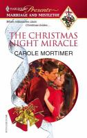 The Christmas Night Miracle