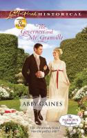The Governess and Mr. Granville