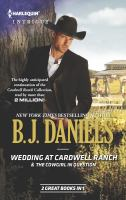Wedding at Cardwell Ranch