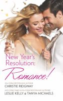 New Year's Resolution: Romance!