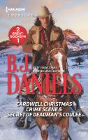Cardwell Christmas Crime Scene And Secret Of Deadman's Coulee
