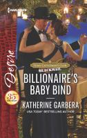 Billionaire's Baby Bind