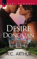 Desire for Donovan