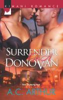 Surrender to A Donovan