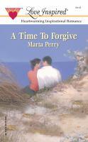 A Time To Forgive