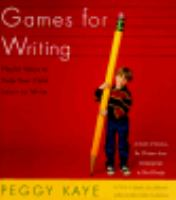 Games for Writing