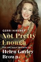 Cover of Not Pretty Enough: The Unl