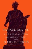 Horace and Me