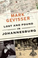 Lost and Found in Johannesburg