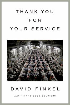 Thank You for Your Service book jacket