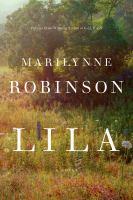 Lila, by Marilynne Robinson