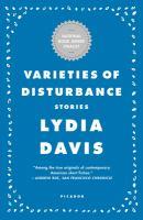 Varieties of Disturbance
