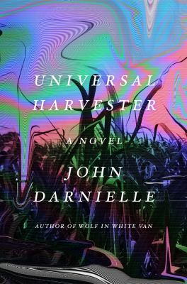 Cover image for Universal Harvester