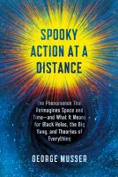 Spooky Action At A Distance