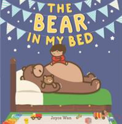 Cover image for The Bear in My Bed