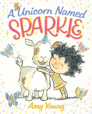 Cover image for A Unicorn Named Sparkle