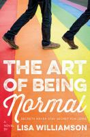 Image: The Art of Being Normal