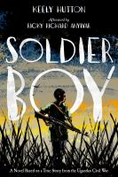 Cover of Soldier boy
