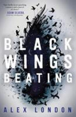 Cover image for Black Wings Beating