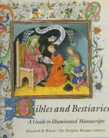 Bibles and Bestiaries