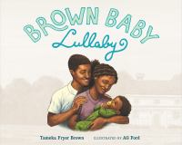 Cover of Brown baby lullaby