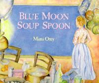 Blue Moon Soup Spoon