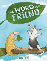 Image: The Word for Friend