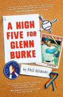 Cover of A High Five for Glenn Burk
