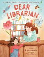 Dear librarian1 volume (unpaged) : color illustrations ; 29 cm