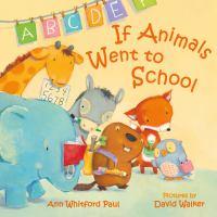 If Animals Went to School