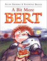 A Bit More Bert