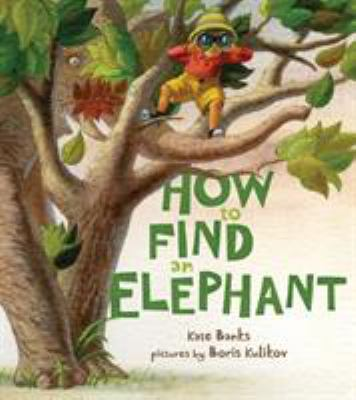 Cover image for How to Find An Elephant