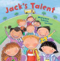 Jack's Talent