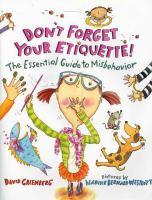 Don't Forget your Etiquette